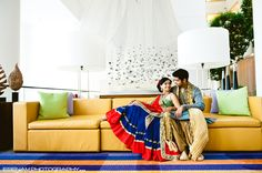 Couple photoshoot ideas | Modern South Asian Bride & Groom.