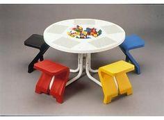 LEGO Spieltisch für 5 Kinder (gebraucht/zweitehand)