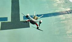 Loon Copter could investigate shipwrecks, or just take sweet underwater selfies.