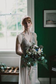Roundwood House real wedding by Pawel Bebenca | www.onefabday.com