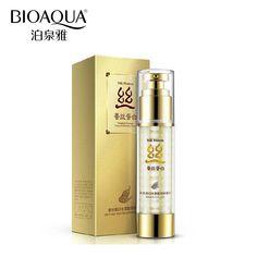 BIOAQUA Brand Silk Protein Face Cream Skin Care Deep Moisturizing Anti Wrinkle Oil-control Face Care Lotion Whitening Cream 60g