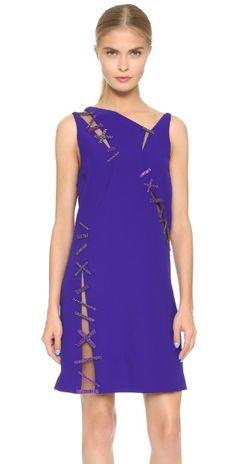 Versace Sleeveless Dress | SHOPBOP