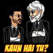 Shamitabh - It is Mixture! - http://www.line-stickers.com/shamitabh-it-is-mixture/