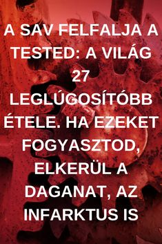 A sav felfalja a tested: a világ 27 leglúgosítóbb étele. Ha ezeket fogyasztod, elkerül a daganat, az infarktus is Diet Recipes, Healthy Recipes, Vitamins, Health Fitness, Medicine, Food, Health, Healthy Diet Recipes, Health And Wellness