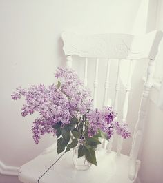 Purple Lilac Photo / Purple And White / Lilac Photo / Nature Photography / Spring Photo / Fine Art Photography / Choose Your Own Size