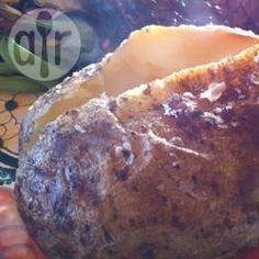 Papas al horno con champiñones @ allrecipes.com.mx