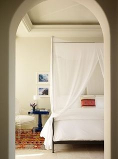 Don't Call It A Comeback: Four Poster Beds