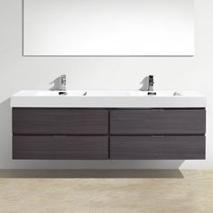 The white bathroom attracts with simplicity, purity and timeless elegance. If you are thinking of decorating your bathroom all in white. Ikea Bathroom Vanity, Small Bathroom Vanities, Beach Bathrooms, Bathroom Styling, White Bathroom, Bathroom Ideas, Master Bathroom, Bathroom Remodeling, Bathroom Interior