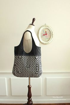no 29 Nevena Bag PDF Pattern by sewingwithme3 on Etsy, $4.00