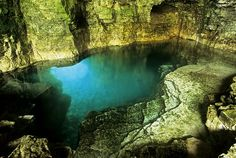 The Grotto, Bruce Peninsula National Park | 13 Breathtaking Beaches You Wouldn't Believe Are In Ontario