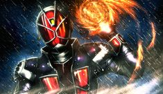 kamen rider wizard fan art - Google Search