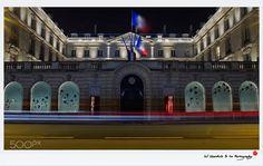 Caisse des dépots (Paris) by Jean-Aubert