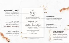 Find wedding invitation wording samples, from casual to formal wedding invitations, in Minted's guide to wedding invitation etiquette. Chinese Wedding Invitation, Wedding Invitation Etiquette, Formal Wedding Invitations, Wedding Invitation Templates, Invitation Suite, Invites, Wedding Wishes, Wedding Cards, Our Wedding