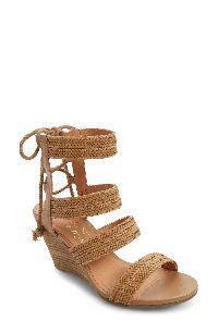 Matisse Whimsy Wedge Sandal