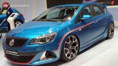 Le préparateur Irmscher présente les Opel Insignia et Astra is3 customisées