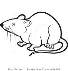 image result for mouse outline drawings for kids - Outline Drawing For Kids