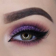 Best Purple Eye Makeup Trends!!!
