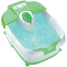 Conair Foot Bath With Pedicure Massage