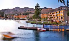$95 per night---Campbell's Resort on Lake Chelan - Chelan, WA: Stay at Campbell's Resort on Lake Chelan in Chelan, WA, with Dates into April