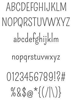 Walkway Sample | Fonts | Pinterest | Fonts, Squirrel and Walkways
