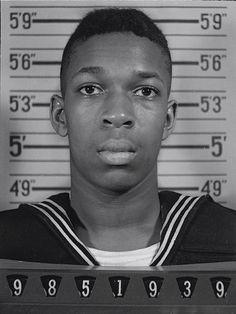John Coltrane, U.S Navy.