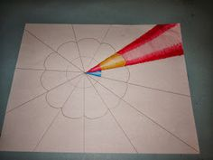 Runde's Room: Friday Art Feature: Name Spheres and 3D Pencil Crayons