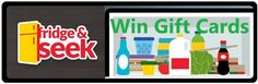 It's time to play the Glad Fridge & Seek game where you need to wrap up your virtual foods in the fridge to keep them from going stale. There are 148 Visa® gift card prizes …