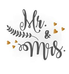 5 Choices for Changing Your Name After Marriage Mr Mrs, Changing Your Name, Karten Diy, Creation Deco, Cute Quotes, Wedding Quotes And Sayings, Just Married, Wedding Cards, Wedding Clip Art