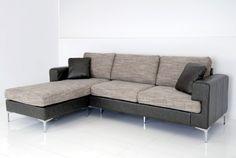Γωνιακός καναπές Dallas Sofa, Couch, Living Room Furniture, My House, Home Decor, Settee, Settee, Lounge Furniture, Decoration Home