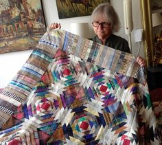 nifty quilts: Where Have I Been? Paris!