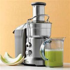 Breville Juicer. LOVE this! Found it on Amazon.com for a great deal.