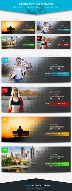 #Facebook #Cover - Facebook Timeline Covers Social Media Social Media Branding, Social Media Design, Social Media Graphics, Social Media Marketing, Facebook Cover Design, Facebook Timeline Covers, Web Banner, Banners, Photoshop