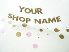 Any Custom Text Banner 3 Gold Glitter Letter Garland by SisBoomBaa $8.50+ Glitter Letters, Gold Glitter, Order Letter, Garland, Banner, Names, Unique Jewelry, Handmade Gifts, Messages