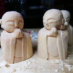 ほとけなう #pray for the victims... #祈り #平穏 #鎮魂 #仏像 #彫刻 #佛 #謹刻奉為 #地蔵 #地蔵菩薩 #お地蔵さん