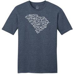 558fbdf6a9af8 This shirt shows actual satellite imagery of South Carolina! Ok