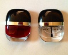 Fashion Week Sneak Peek: Marc Jacobs's New Nail Polish Collection!!!! Can't wait til Fall!