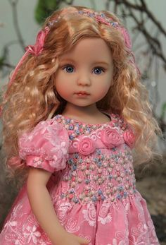 Dianna Effner'S Little Darling 1 Painted AND Dressed BY Magalie Dawson | eBay