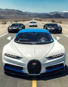 (°!°) Bugatti Chirons