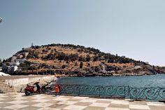 Pigeon Island, Kusadasi, Turkey