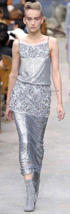 www.2locos.com Chanel Fall Winter 2013-14 Haute Couture
