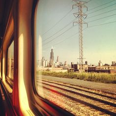Amtrak's Hiawatha trains travel between Chicago and Milwaukee. Minn.