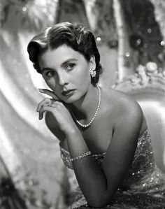 Jean Simmons.