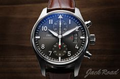 IWC Pilots Watch Spitfire Chronograph  / Ref.IW387802