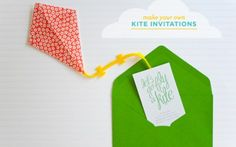 Juneberry Lane Perfectly Pretty Party Inspiration Lets Go Fly a