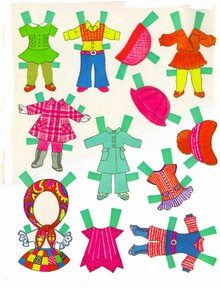 Paper Dolls~FingerDing - Bonnie Jones - Picasa Webalbum