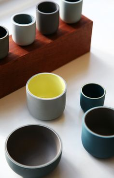 Jill Shaddock - ceramic vessels