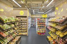 CP Fresh Mart Interior & Brand Design by TRIAD, Shanghai – China » Retail Design Blog