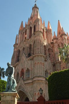 Parroquia de San Miguel Arcángel, Guanajuato México