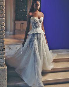 Wedding Dresses With Charm For Fall 2021 ❤ fall wedding dresses a line sweetheart strapless neckline sequins galia lahav #weddingforward #wedding #bride #weddingoutfit #bridaloutfit #weddinggown