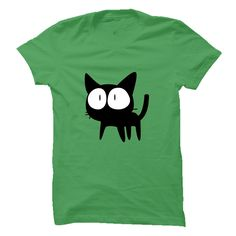 Black cats - not just for witches or Halloween! All cotton all the way up to plus size #cat #love <3 #affiliate
